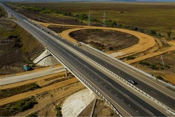 Завершается реконструкция трассы Тольятти — Ягодное