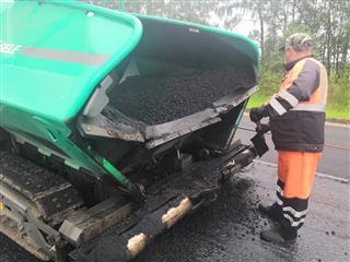 На ремонт дорог в Шатковском районе Нижегородской области в 2021 году направят 365 млн рублей по нацпроекту