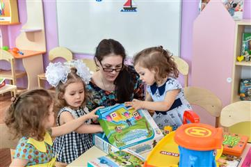 Благодаря нацпроекту в Прикамье открылся новый корпус детского сада на 80 малышей