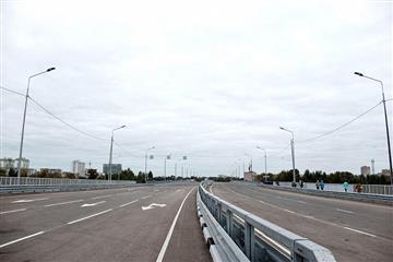 В Кирове открыли движение по путепроводу из Чистых прудов