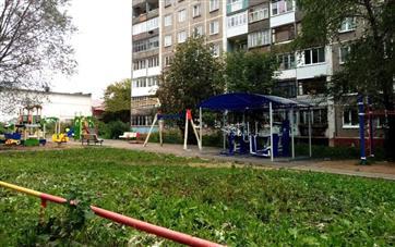 В этом году в Пермском крае благоустроят 306 дворовых и общественных территорий