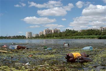 Для улучшения экологической ситуации на Волге необходимо порядка 200 млрд рублей