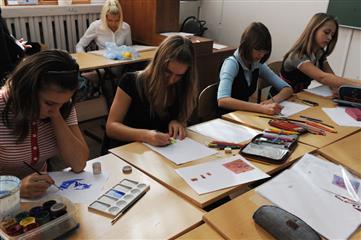 Самая большая школа в Учалах в Башкирии ликвидирует вторую смену благодаря нацпроекту