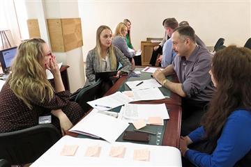 Участники экспертного совета обсудили мероприятия для реализации нацпроекта поддержки предпринимательства