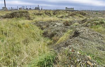 """Нижегородцы просят создать лужайку на месте шламонакопителя """"Белое море"""""""