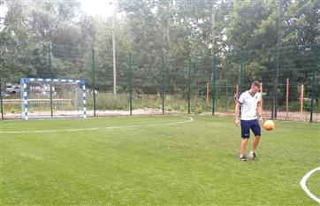 """В рамках национального проекта """"Демография"""" самарские школы получают новые спортивные площадки"""