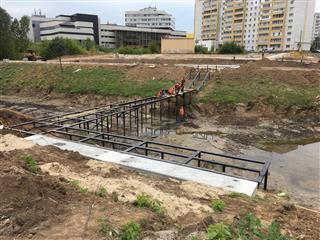 Смотровые площадки и домики для уток появятся в Кстове в этом году