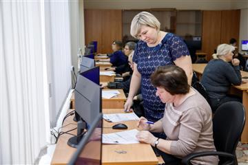 """в ПензГТУ успешно стартовала программа федерального проекта """"Старшее поколение"""""""