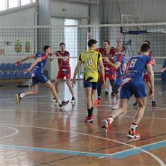 """Волейболисты """"Нефтяника"""" провели мастер-класс для юных бузулучан"""