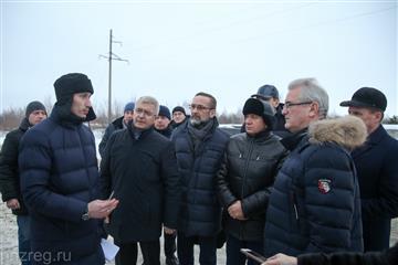 В Пензе от ул. 40-летия Октября до Бийской обустроят новую дорогу