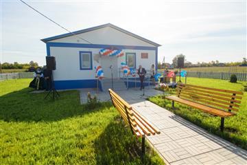 В Оренбуржье 14 сентября открылись два новых модульных ФАПа