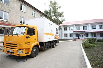 На капитальный ремонт Майнской районной больницы Ульяновской области направлено 17 млн рублей