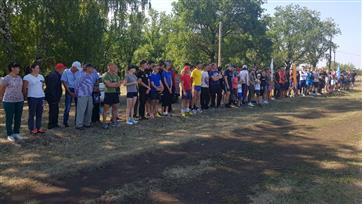 14 августа федоровцы отметили День физкультурника