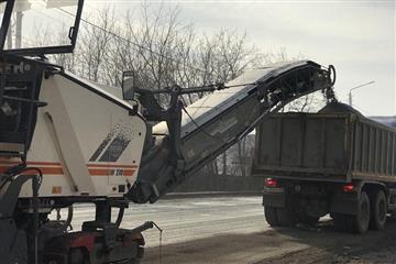 В Кировской области ремонт в рамках нацпроекта БКАД начался с самых повреждённых улиц