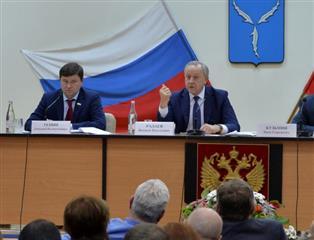 Саратовская область планирует в этом году сдать под ключ 1,3 млн кв. м жилья