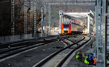 Проект строительства высокоскоростной магистрали Москва — Казань не получил одобрения Владимира Путина
