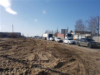 """В Дзержинске по нацпроекту """"Безопасные и качественные автомобильные дороги"""" начали реконструкцию ул. Красноармейской"""