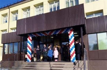 В Самойловке после капитального ремонта открылась школа
