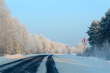 Дороги в Кировской области стали менее аварийно опасными