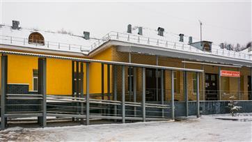 В инфекционной больнице №23 Нижнего Новгорода завершен капитальный ремонт лечебного корпуса №1