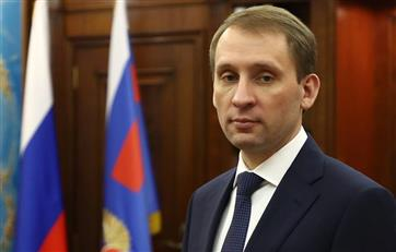 Глава Минприроды РФ Александр Козлов