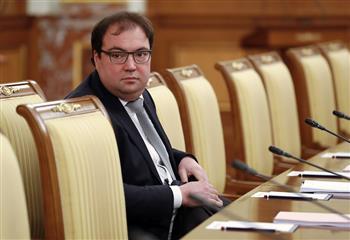 Глава Минцифры Максут Шадаев