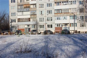 В селе Хрящевка будет благоустроена дворовая территория