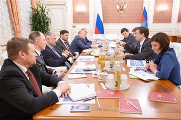 Нижегородское правительство и Минтранс РФ договорились о создании рабочей группы по вопросам строительства гидроузла
