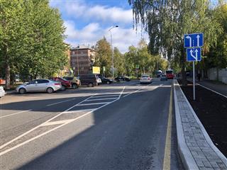 В Перми благодаря нацпроекту привели к нормативу улицы Баумана и Братьев Игнатовых