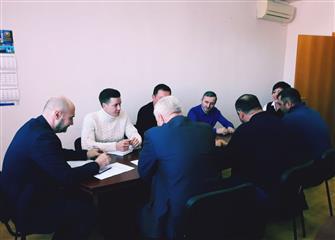 В Минтрансе Саратовской области обсудили готовность подрядчиков к дорожному сезону