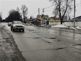 """Ремонт по нацпроекту """"Безопасные и качественные автомобильные дороги"""" в Нижегородской области планируют начать в апреле–мае"""