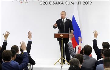Владимир Путин назвал цифровизацию и ИИ одним из приоритетов развития РФ