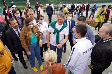 Дом молодежи объединит все общественные молодёжные и волонтёрские организации Башкирии