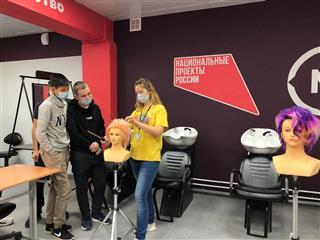 """В Самарской области новые мастерские, созданные по нацпроекту """"Образование"""", помогут сократить число безработных"""