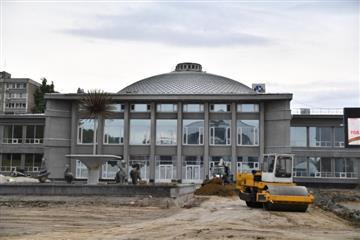 Губернатор проконтролировал, как идет строительство и реконструкция соцобъектов в Саратове