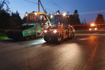 В Кирове приняты в эксплуатацию шесть участков отремонтированных автодорог