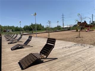 Жители Шахуньи Нижегородской области выбрали название для нового общественного пространства, благоустроенного по нацпроекту