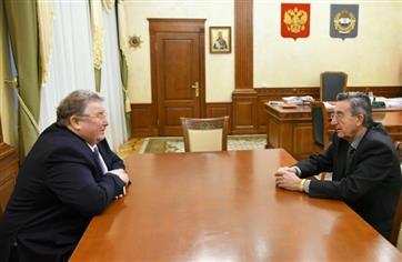 """Глава Мордовии: """"Мы должны максимально использовать возможности нацпроекта """"Дороги"""""""