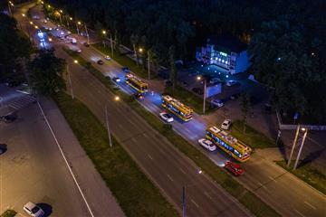 В Самаре троллейбусы, поступившие по нацпроекту, перевезли уже более 250 тысяч пассажиров