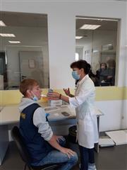 """Более четырех тысяч сотрудников ульяновских предприятий приняли участие в проекте """"КардиоДесант"""" в 2020 году"""