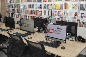"""В 2022 году еще семь библиотек Оренбуржья станут модельными при поддержке нацпроекта """"Культура"""""""