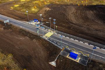Благодаря нацпроекту в Похвистневском районе Самарской области отремонтировали более 43 км региональных дорог