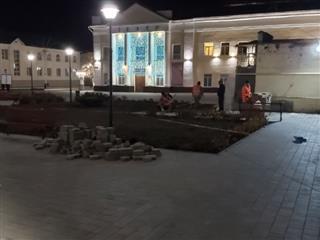 В этом году в Вольске будут благоустроены три сквера