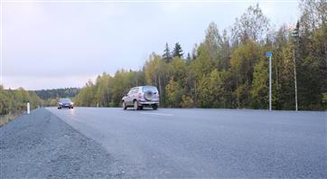 Межремонтный период дороги Северного широтного коридора в Прикамье увеличится вдвое благодаря нацпроекту