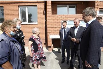 В Новоульяновске 227 человек переедут из аварийного жилья в новые квартиры до конца 2021 года