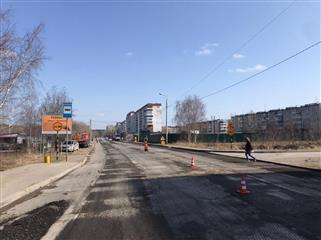 В Перми приступили к ремонту участков улиц Соловьёва и Панфилова по нацпроекту