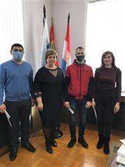 Три многодетные семьи из Сызранского района получили сертификаты на приобретение жилья