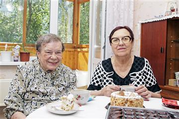 В Самарской области 173 пожилых человека обрели новую семью