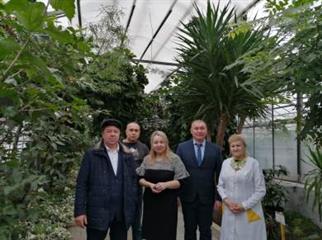 Министерство лесного хозяйства Республики Башкортостан поделилось успешным опытом лесовосстановления с коллегами из Минприроды Магаданской области