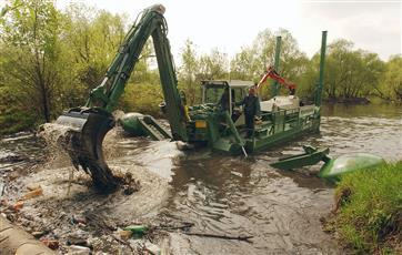 На проектирование работ по расчистке реки Козловка в Пермском крае потратят 1,8 млн руб